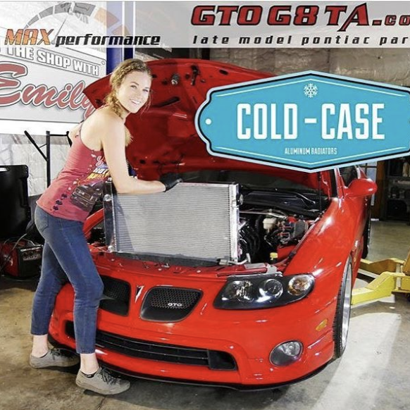 Products | Cold Case Aluminum Performance Radiators