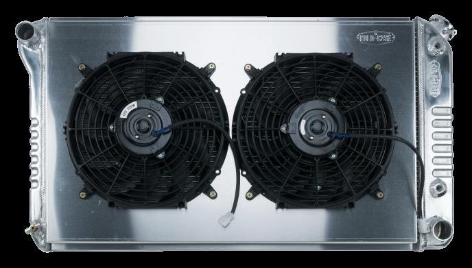 Cold Case Aluminum Performance Radiators |