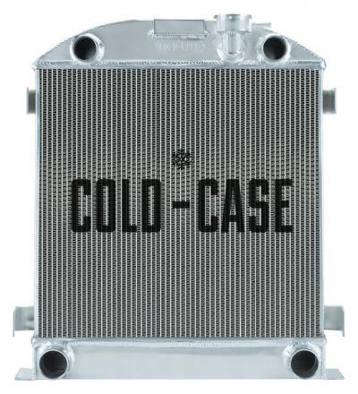 32 Lowboy Flathead Engine Aluminum Performance Radiator