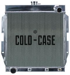 Ford Products   Cold Case Aluminum Performance Radiators